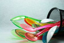 Free Spoons Royalty Free Stock Image - 4783866