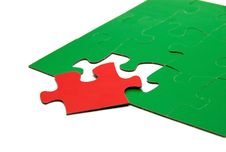 Free Color Puzzle Strategies Stock Photos - 4784183