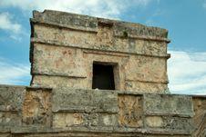 Free Mayan Ruins Stock Photography - 4784202