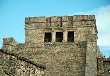 Free Mayan Temple Stock Image - 4784261