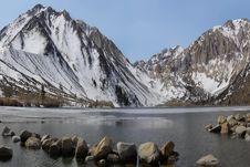 Free Convict Lake In California Stock Image - 4784911