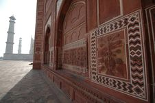 Free Taj Mahal Royalty Free Stock Photo - 4785135