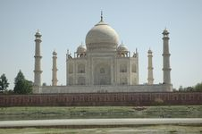 Free Taj Mahal Royalty Free Stock Photography - 4785267