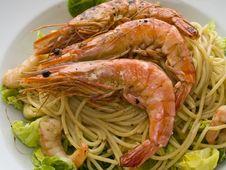 Free Shrimps Stock Image - 4786141