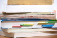 Free Stack Of Books Stock Photography - 4786952