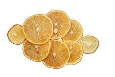 Free Lemon Slices. Stock Photography - 4787102