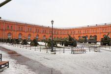 Free The Soviet And Russian Military Technics. Stock Photos - 4788173