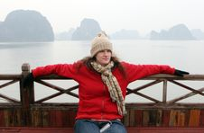 Free Tourist On A Boat Trip Royalty Free Stock Images - 4788399