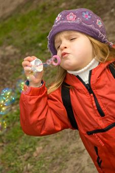 Free Blow Bubbles Stock Images - 4788404
