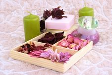 Free Spring Aromatherapy Royalty Free Stock Photos - 4788618