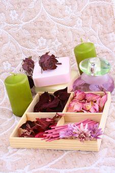 Free Spring Aromatherapy Royalty Free Stock Images - 4788779
