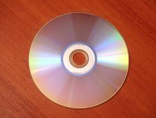 Free Compact Disc On The Table Royalty Free Stock Photo - 4788925