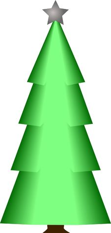 Free Christmas Tree Royalty Free Stock Images - 4789149