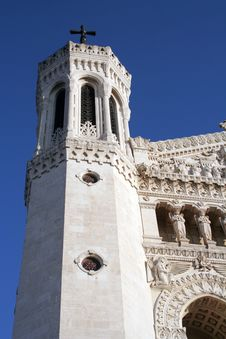 Free Basilica Of Fourviere Royalty Free Stock Images - 4789259