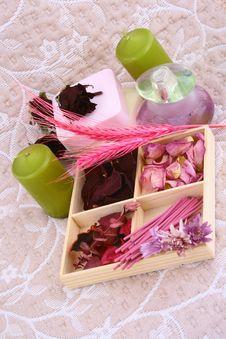 Free Spring Aromathetapy Royalty Free Stock Images - 4789449