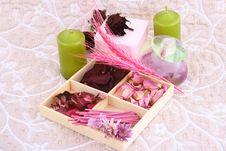 Free Spring Aromathetapy Royalty Free Stock Image - 4789496