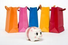 Free Savings At Bargains Royalty Free Stock Photography - 4789747