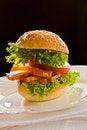 Free Corned-beef Sandwich Royalty Free Stock Image - 4798966