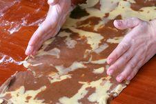 Free Preparing Pastry Dough Stock Photo - 4790360