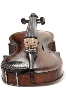 Free Isolated Violin Royalty Free Stock Images - 4791119