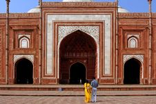 Free India, Agra: Taj Mahal Stock Photos - 4791293