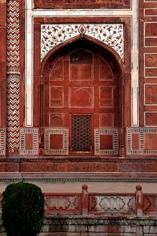 Free India, Agra: Taj Mahal Mosque Royalty Free Stock Photos - 4791808