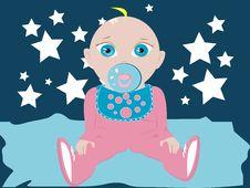 Free Cute Baby Boy Stock Photo - 4791850
