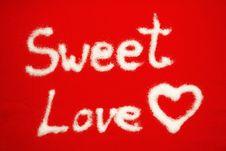 Free Sweet Love Stock Photo - 4792770
