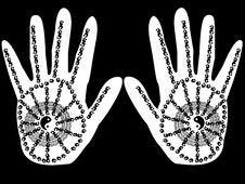 Free Henna Illustration Stock Photos - 4792773
