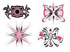 Free Pink Patterns Stock Photography - 4793182