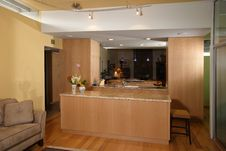 Free Modern Kitchen Stock Photography - 4793402