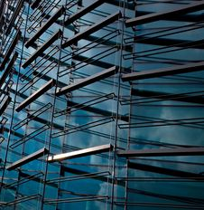 Free Abstract Modern Building Stock Photography - 4793612