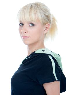 Free Green Eyes Stock Photography - 4793832