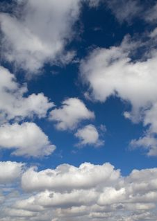 Free Perfect Blue Sky Stock Image - 4793941