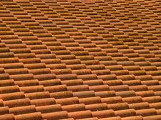 Free Roof Tiles Background Royalty Free Stock Image - 4793966