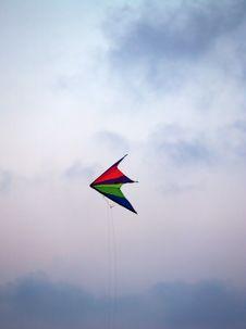 Free Colorful Kite Royalty Free Stock Image - 4794006