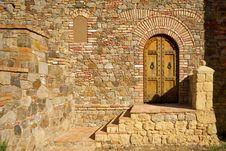 Free Stone Doorway Stock Images - 4794134