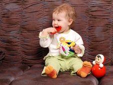 Free The Little Girl Stock Photos - 4794693