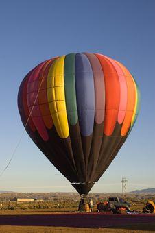 Free Taos Balloon Festival Royalty Free Stock Photo - 4794795