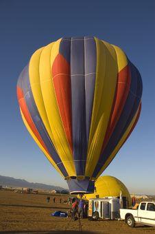 Free Taos Balloon Festival Stock Photo - 4794800