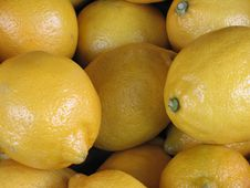 Free Pile Of Lemons Royalty Free Stock Image - 4795426