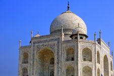 Free India, Agra: Taj Mahal Royalty Free Stock Image - 4795546