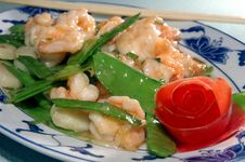Free Asian Shrimp Stock Images - 4795574