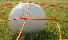 Free Soccer Ball Stock Photography - 4795912