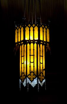 Free Church Lamp Stock Image - 4796071