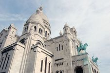 Free Basilica Of The Sacré Coeur Stock Photos - 4796183