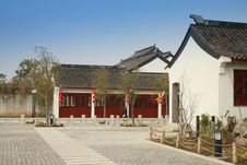 Free Chinese Traditional Garden3 Royalty Free Stock Photos - 4796288
