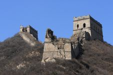 Free The Remnant Greatwall Stock Image - 4796731