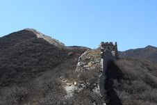 Free The Remnant Greatwall Royalty Free Stock Image - 4796846