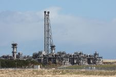 Free St Fergus Gas Terminal/Refinery Royalty Free Stock Images - 4796859